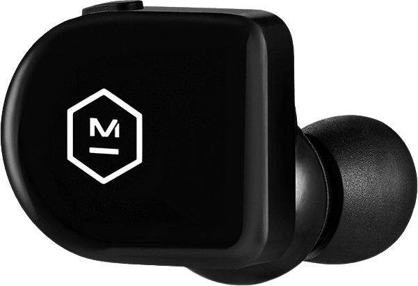 Black Master & dynamic MW07 Go Sport In-ear Bluetooth Headphones.3