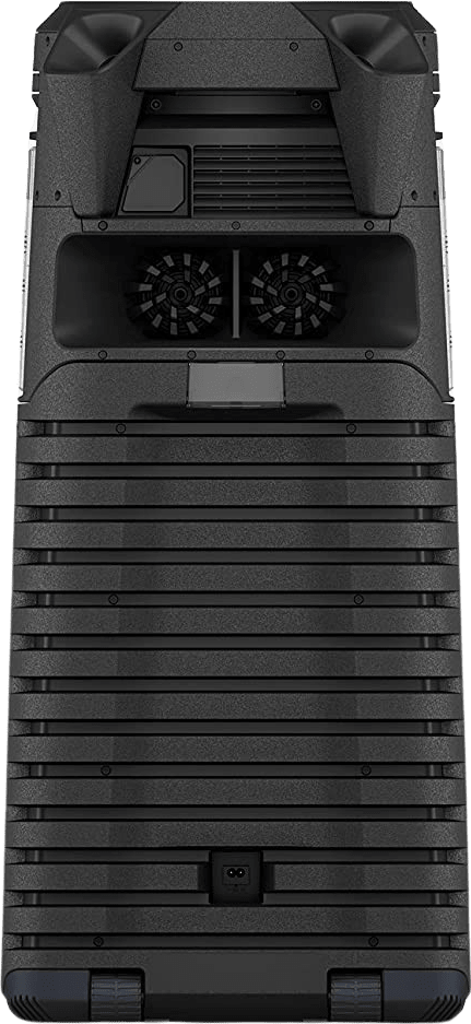 Black Sony MHC-V73D Partybox Party Bluetooth Speaker.5