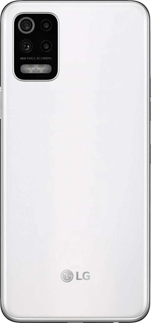 White LG K52 64GB Dual SIM.4