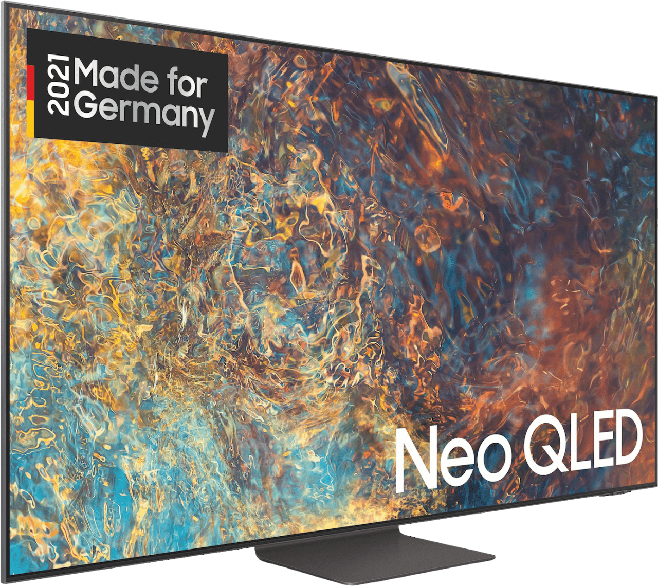 Schwarz Samsung TV 65 Zoll GQ65QN95AATXZG Neo QLED UHD 4K .2