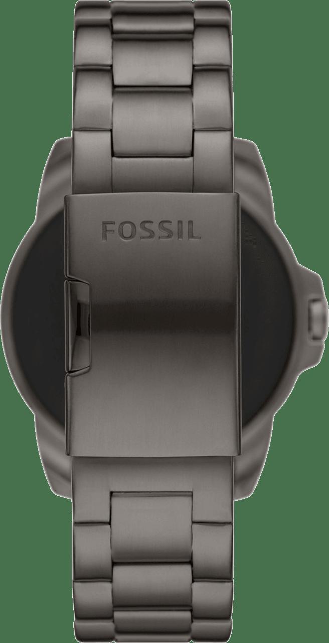 Grey Fossil Gen 5E Men's Smartwatch, 44mm Stainless Steel Case.5