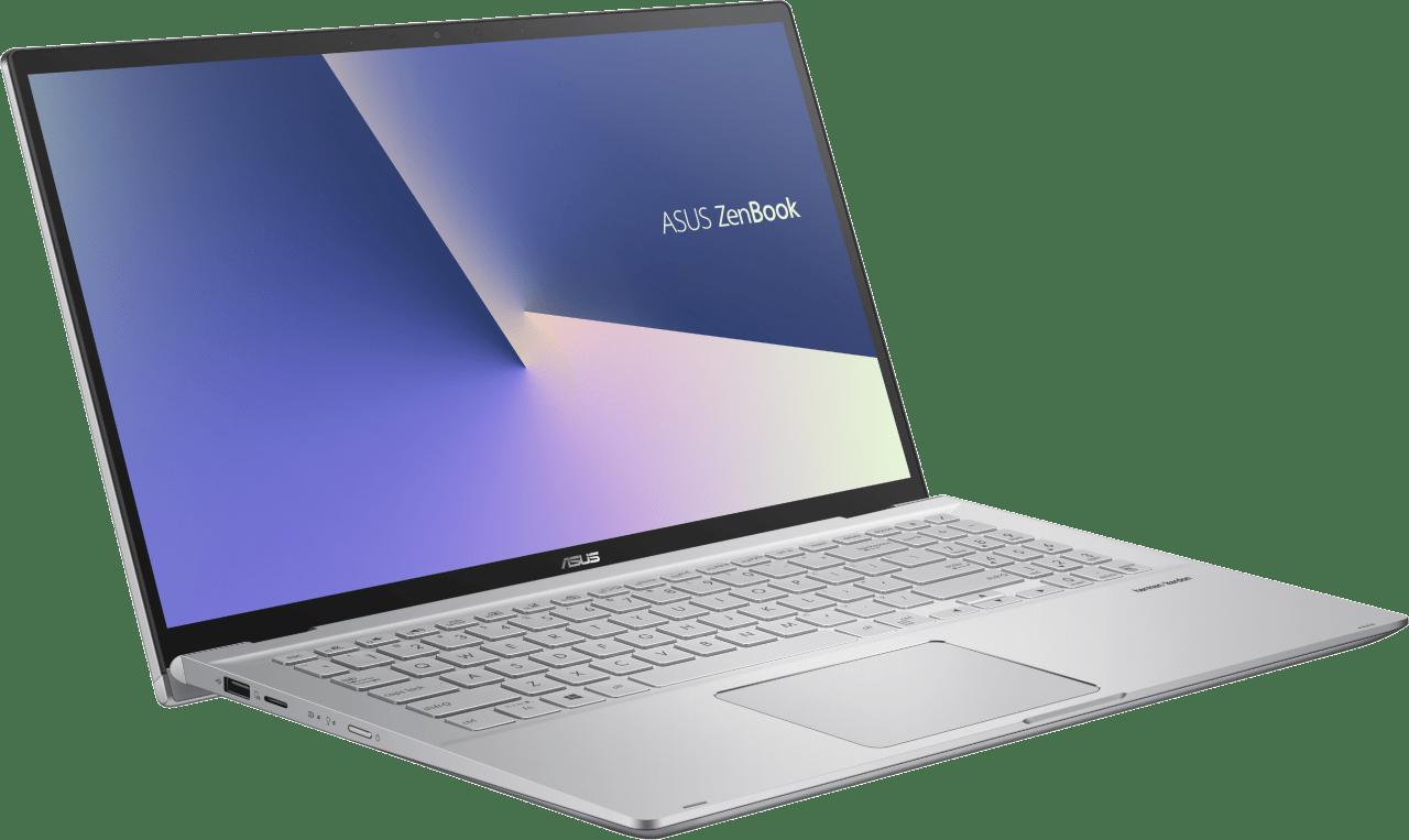 """Silver Asus Zenbook Flip 15"""" Convertible - AMD Ryzen™ 5 4500U - 8GB - 512 GB SSD - AMD Radeon™ Graphics.2"""