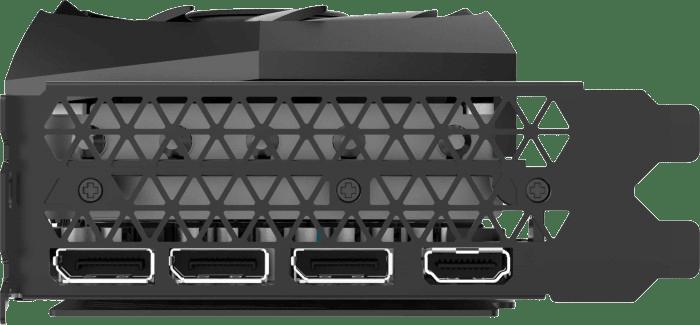 Schwarz ZOTAC GAMING GeForce RTX™ 3090 Trinity OC Grafikkarte.3