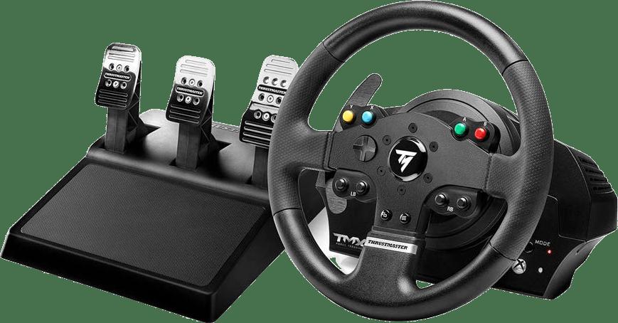 Zwart Thrustmaster TMX PRO Racing Stuur.1