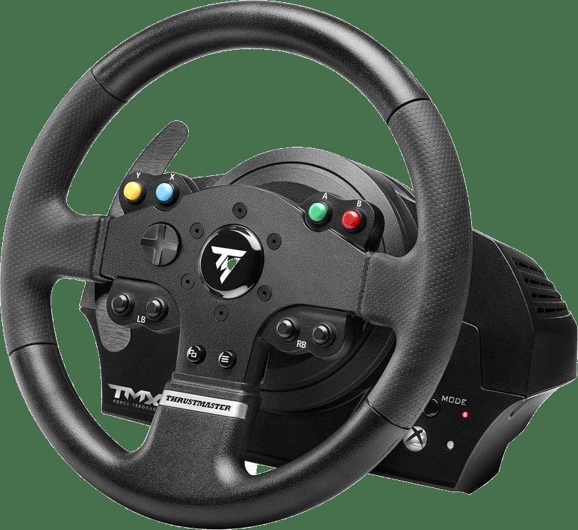 Zwart Thrustmaster TMX PRO Racing Stuur.2