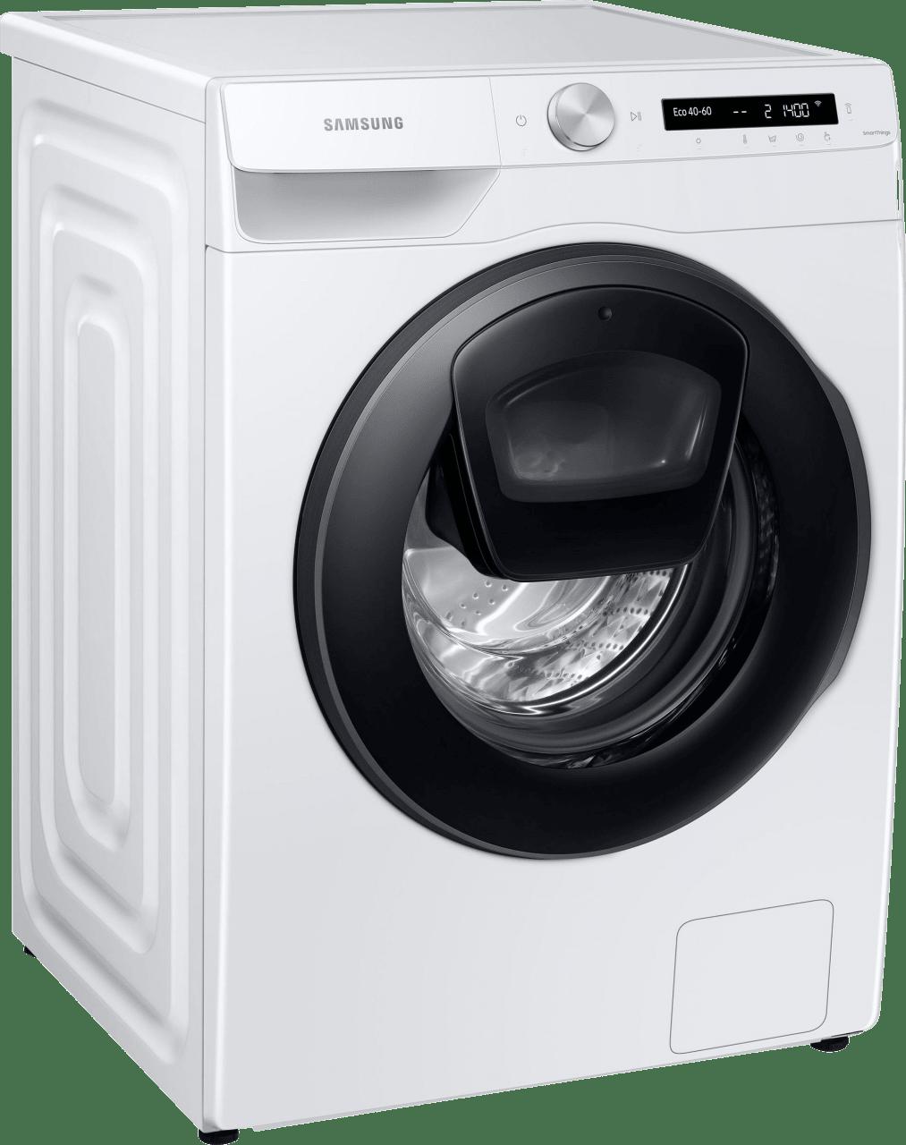 Weiß Samsung Waschmaschine WW81T554AAW/S2.1