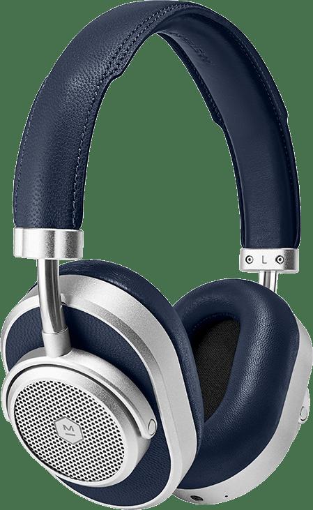 Azul Auriculares inalámbricos - Master & dynamic MW65 - Bluetooth - Cancelación de ruido.1
