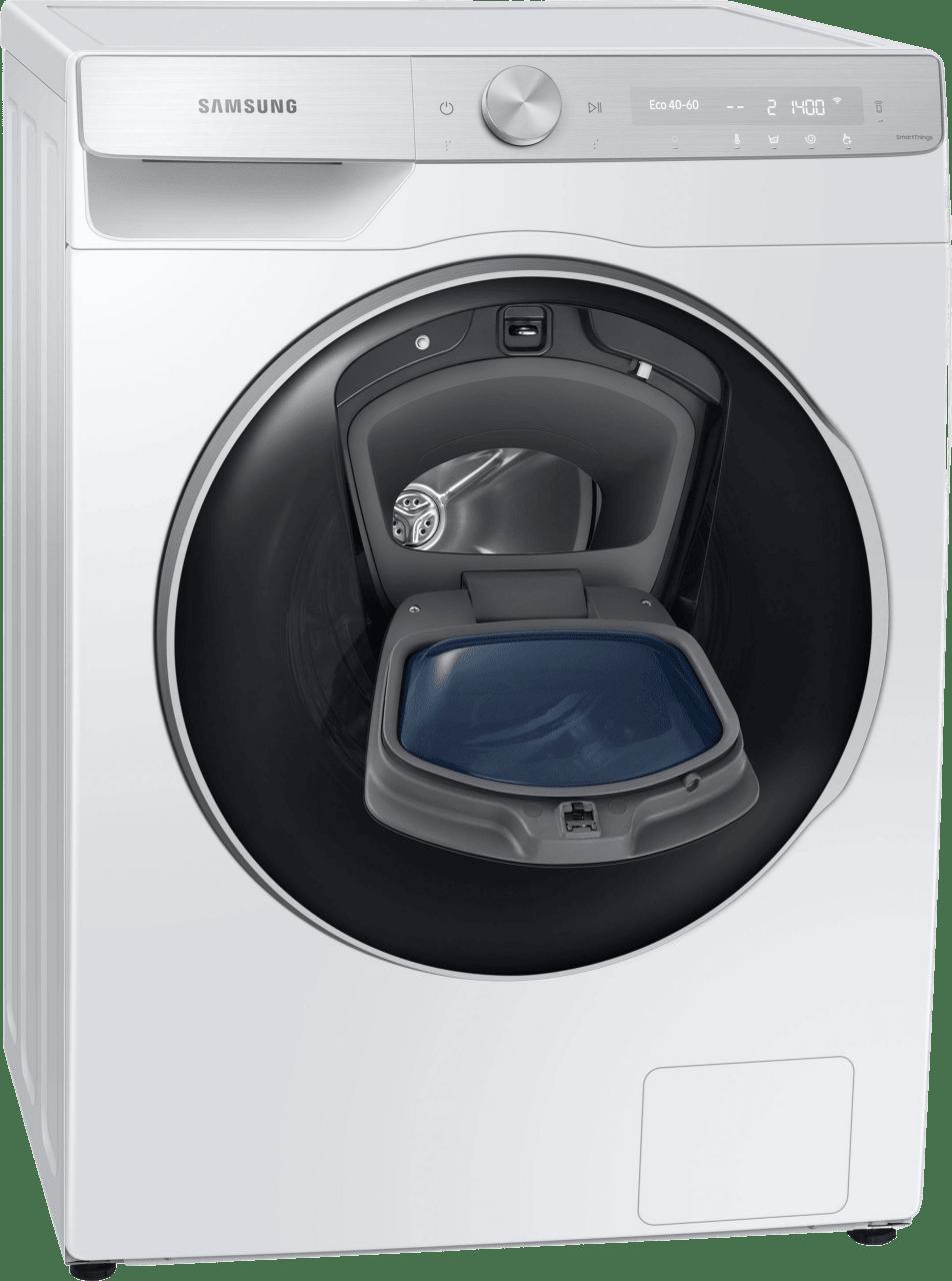 Weiß Samsung Waschmaschine WW81T956ASH/S2.2
