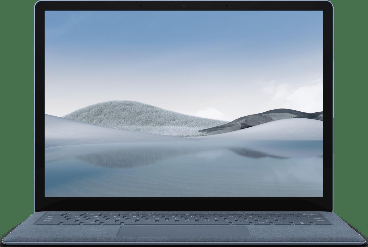 Ice Blue (Alcantara) Microsoft Surface Laptop 4 Laptop - Intel® Core™ i5-1145G7 - 8GB - 512GB SSD - Intel® Iris® Plus 950 Graphics.1
