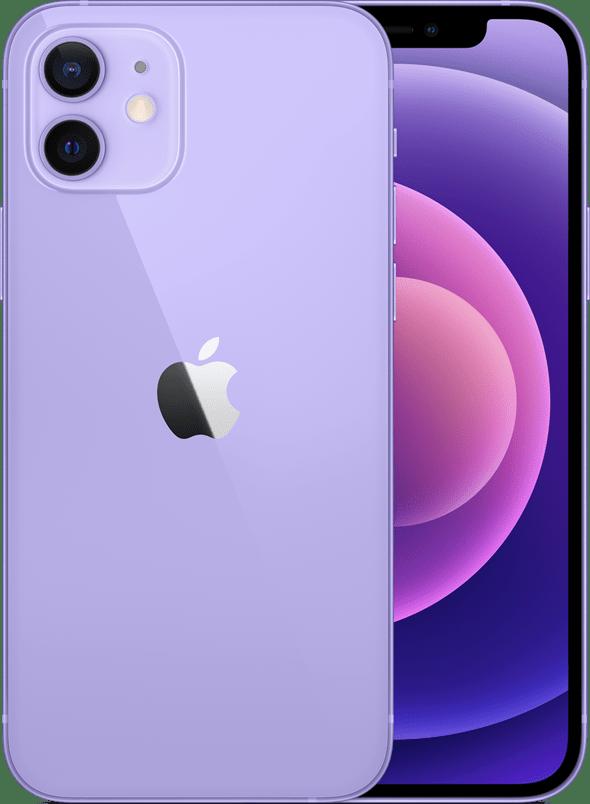 Purple Apple iPhone 12 - 256GB - Dual SIM.1