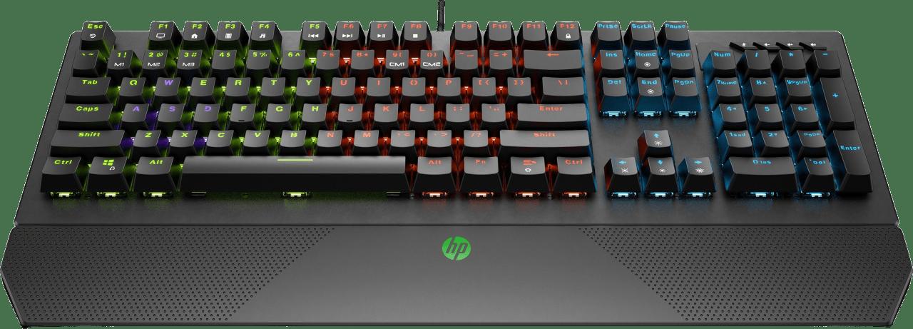 Black HP Pavilion Gaming Keyboard 800.1