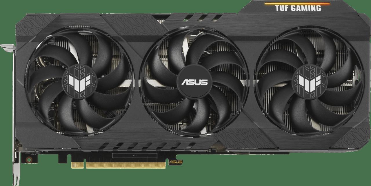 Negro Asus TUF Gaming GeForce RTX™ 3090 Tarjeta gráfica.1