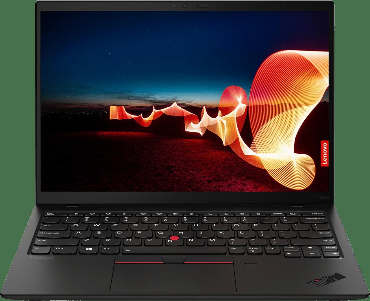 Black Lenovo ThinkPad X1 Nano G1 Laptop - Intel® Core™ i7-1160G7 - 16GB - 1TB SSD - Intel® Iris® Xe Graphics.1