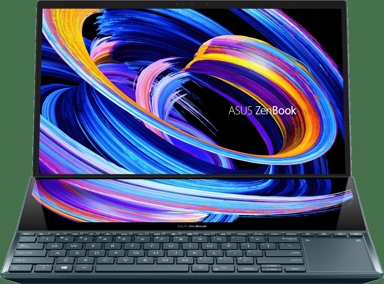 Celestial Blue Asus ZenBook Pro Duo UX582LR-H2002R Laptop - Intel® Core™ i9-10980HK - 32GB - 1TB SSD - NVIDIA® GeForce® RTX 3070 (8GB).1