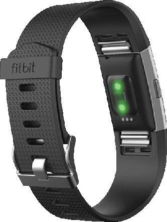 Black, S Fitbit Charge 2.3