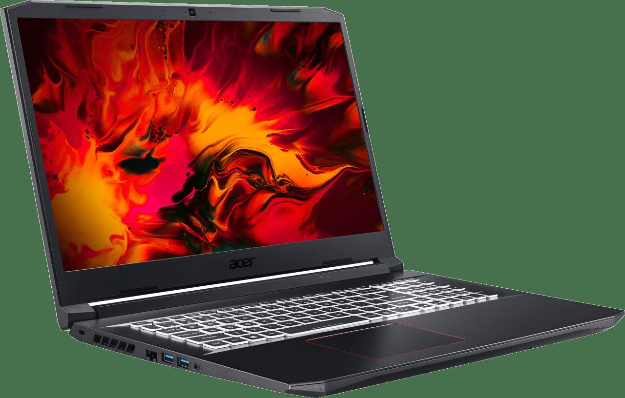 Black Acer Nitro 5 - Gaming Laptop - Intel® Core™ i7-10750H - 16GB - 512GB SSD - NVIDIA® GeForce® RTX 3060 (6GB).3