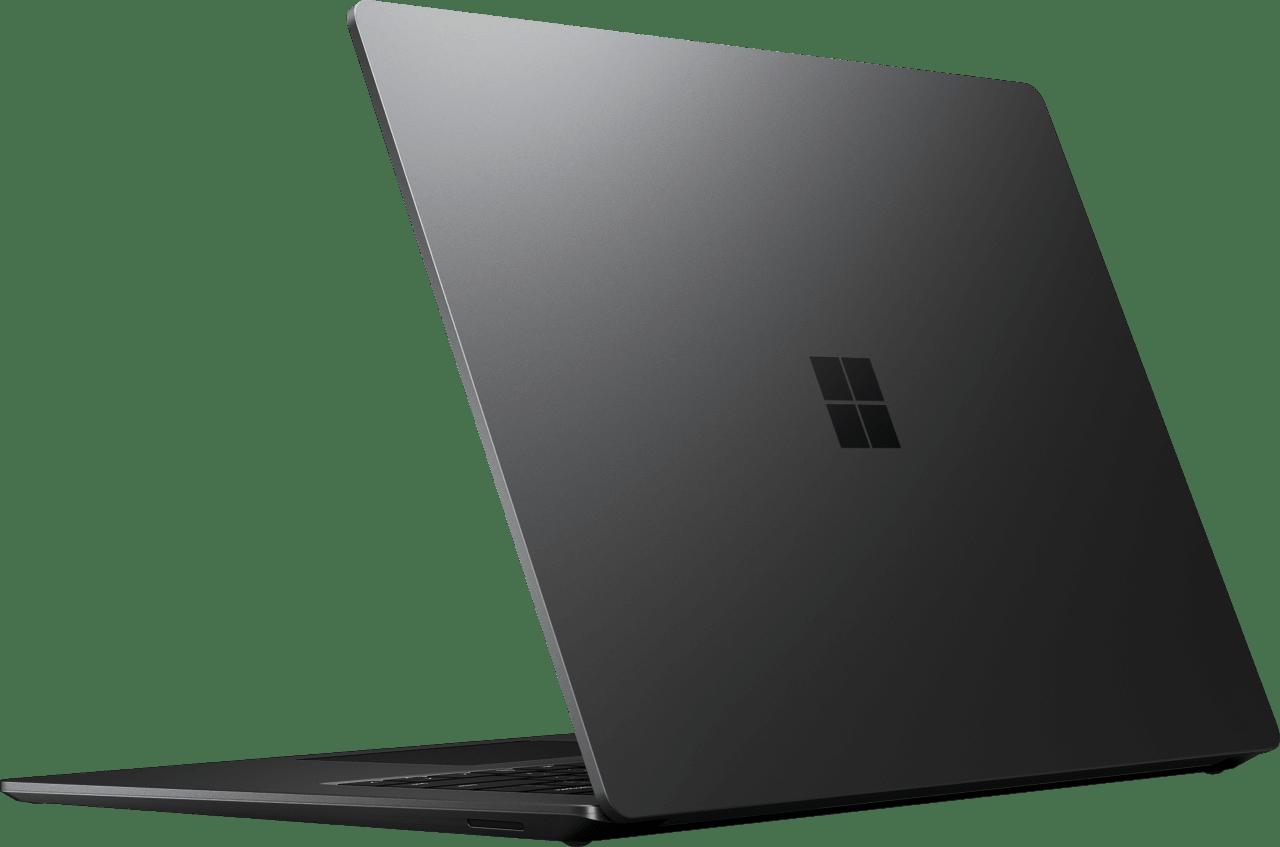 Schwarz (Metall) Microsoft Surface Laptop 4 Notebook - AMD Ryzen™ 7 4980U - 16GB - 512GB SSD - AMD Radeon™ Vega RX 11.4