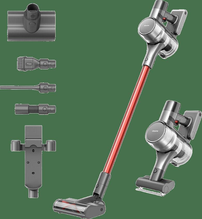 Red Dreame T20 Mistral Handheld Vacuum Cleaner.2