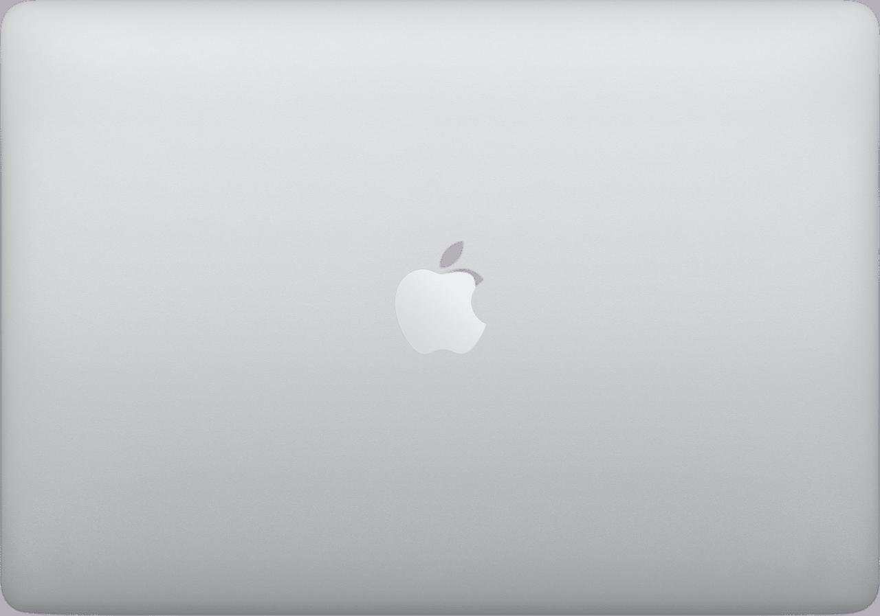 "Silver Apple 13"" MacBook Pro (Late 2020) - English (QWERTY) Laptop - Apple M1 - 16GB - 512GB SSD - Apple Integrated 8-core GPU.2"