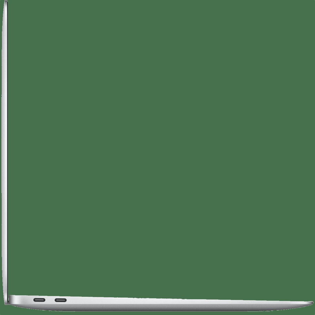 Silver Apple MacBook Air (Late 2020) - Inglés (QWERTY) Portátil - Apple M1 - 16GB - 512GB SSD - Apple Integrated 8-core GPU.3
