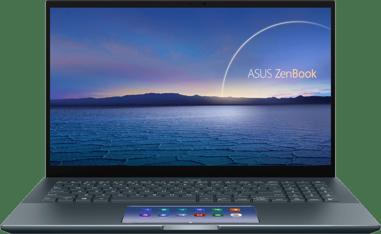 Pine Grey Asus ZenBook 15 UX535LI-H2172R Notebook - Intel® Core™ i7-10750H - 16GB - 1TB SSD - NVIDIA® GeForce® GTX 1650 Ti (4GB).1