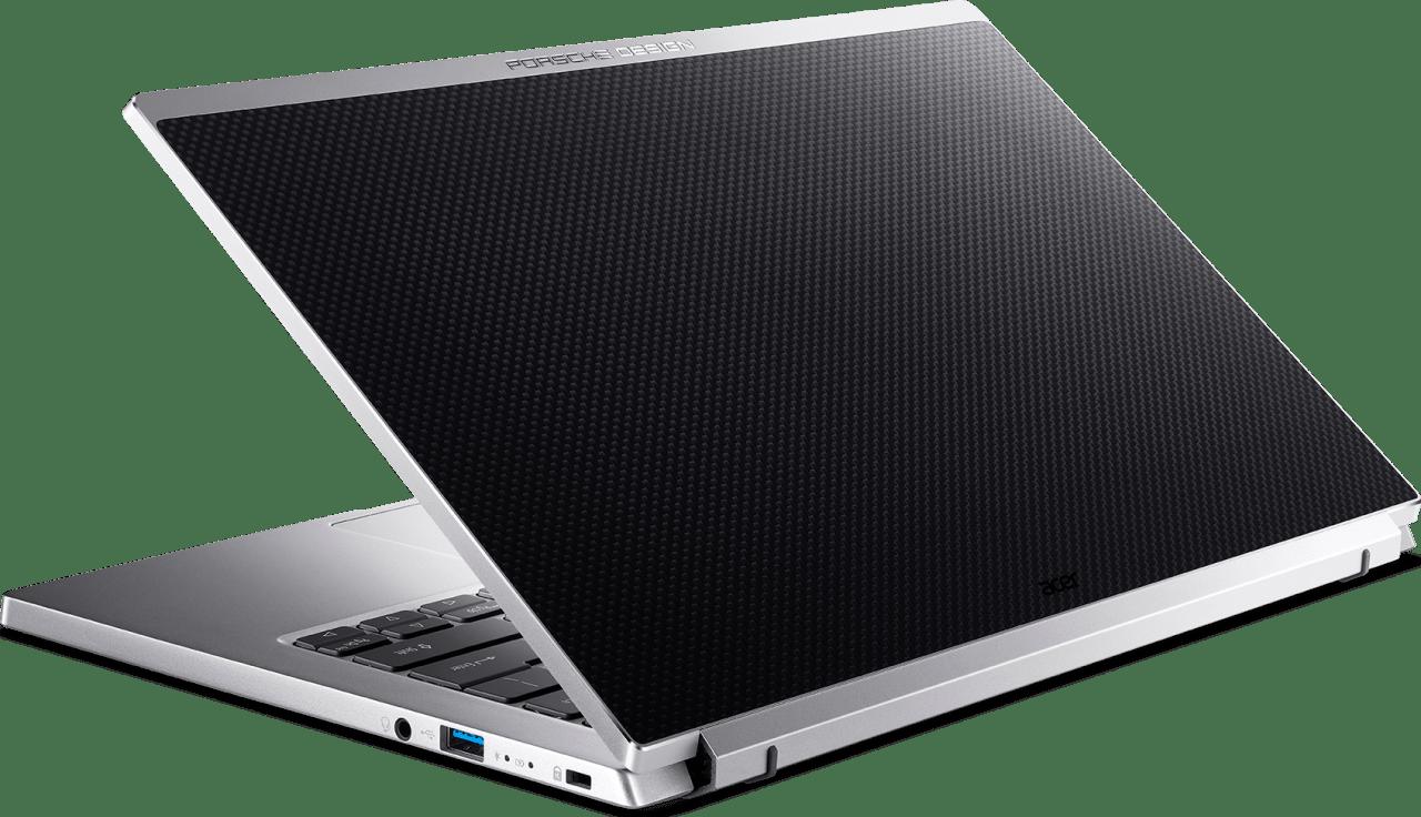 Silber / Schwarz Porsche Design Acer Book RS AP714-51GT-76D3 Notebook - Intel® Core™ i7-1165G7 - 16GB - 1TB PCIe - NVIDIA® GeForce® MX350.4