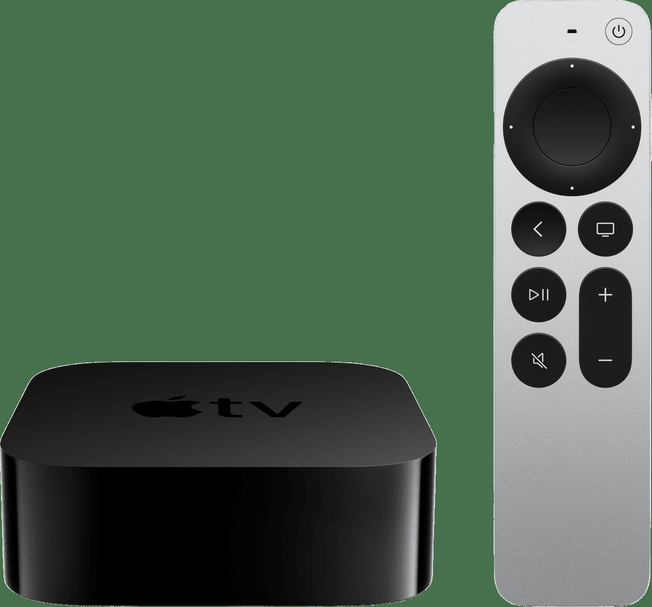 Schwarz Apple TV 4K 32GB (Gen. 2).1