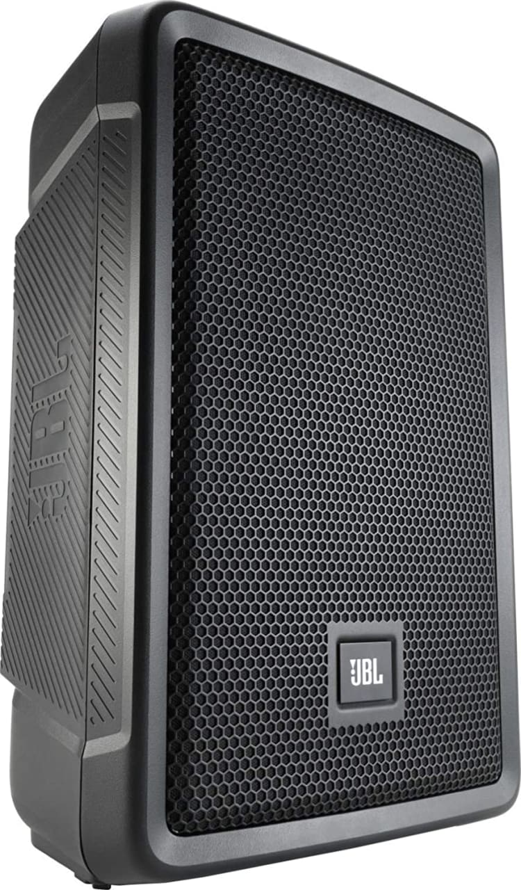 Schwarz PA System JBL IRX108BT Mobile Bluetooth PA Speaker.1