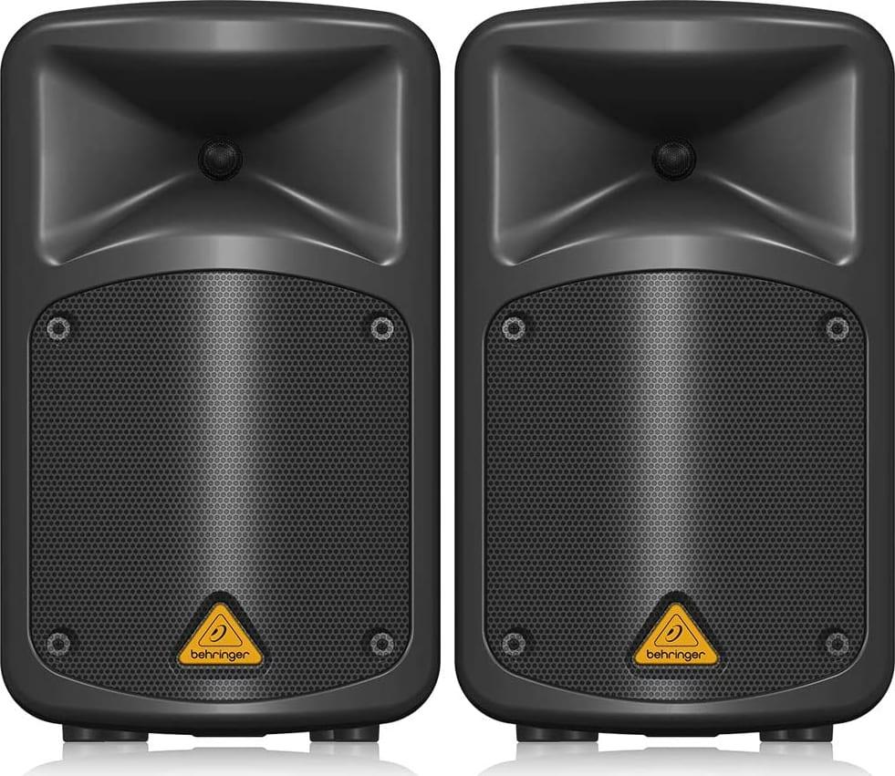 Schwarz Behringer EPS500MP3 Drahtloses tragbares PA-System.1