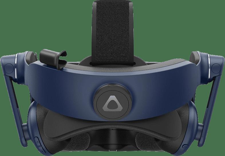 Zwart HTC Vive Pro 2 Virtual Reality Headset.4
