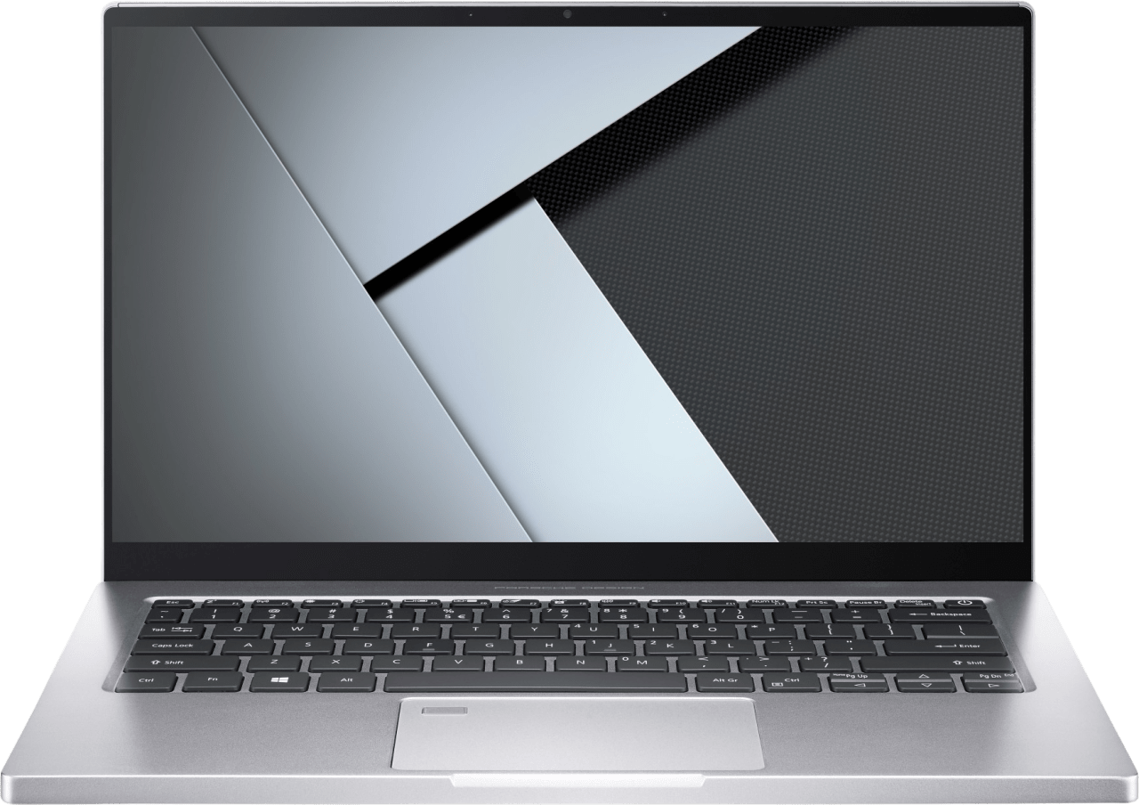 Silber/ Schwarz Acer Porsche Design Acer Book RS RS AP714-51GT - Spanish (QWERTY) Notebook - Intel® Core™ i7-1165G7 - 16GB - 1TB PCIe - NVIDIA® GeForce® MX350.1