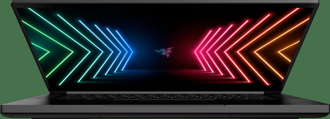 "Schwarz Laptop Razer Blade 15 Base (Early 2021) - English (QWERTY) - 15.6"" (FHD 144Hz) - Intel® Core™ i7-10750H - 16GB (DDR4) - 512GB SSD - NVIDIA® GeForce® RTX 3070.5"