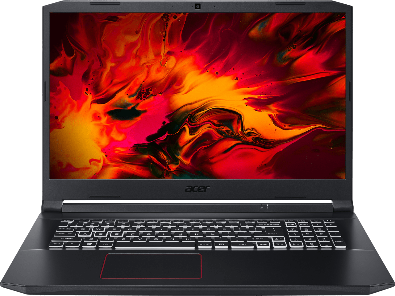 Schwarz / Rot Acer Nitro 5 AN517-52-71C7 - Gaming Notebook - Intel® Core™ i7-10750H - 16GB - 512GB SSD - NVIDIA® GeForce® RTX 3060.1