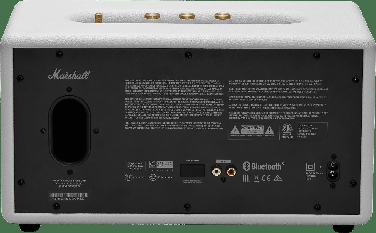 Wit Hi-Fi Audio Marshall Stanmore II BT Bluetooth Speaker.4