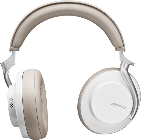 Wit Headphones Shure Aonic 50 Noise-cancelling Over-ear Bluetooth headphones.2