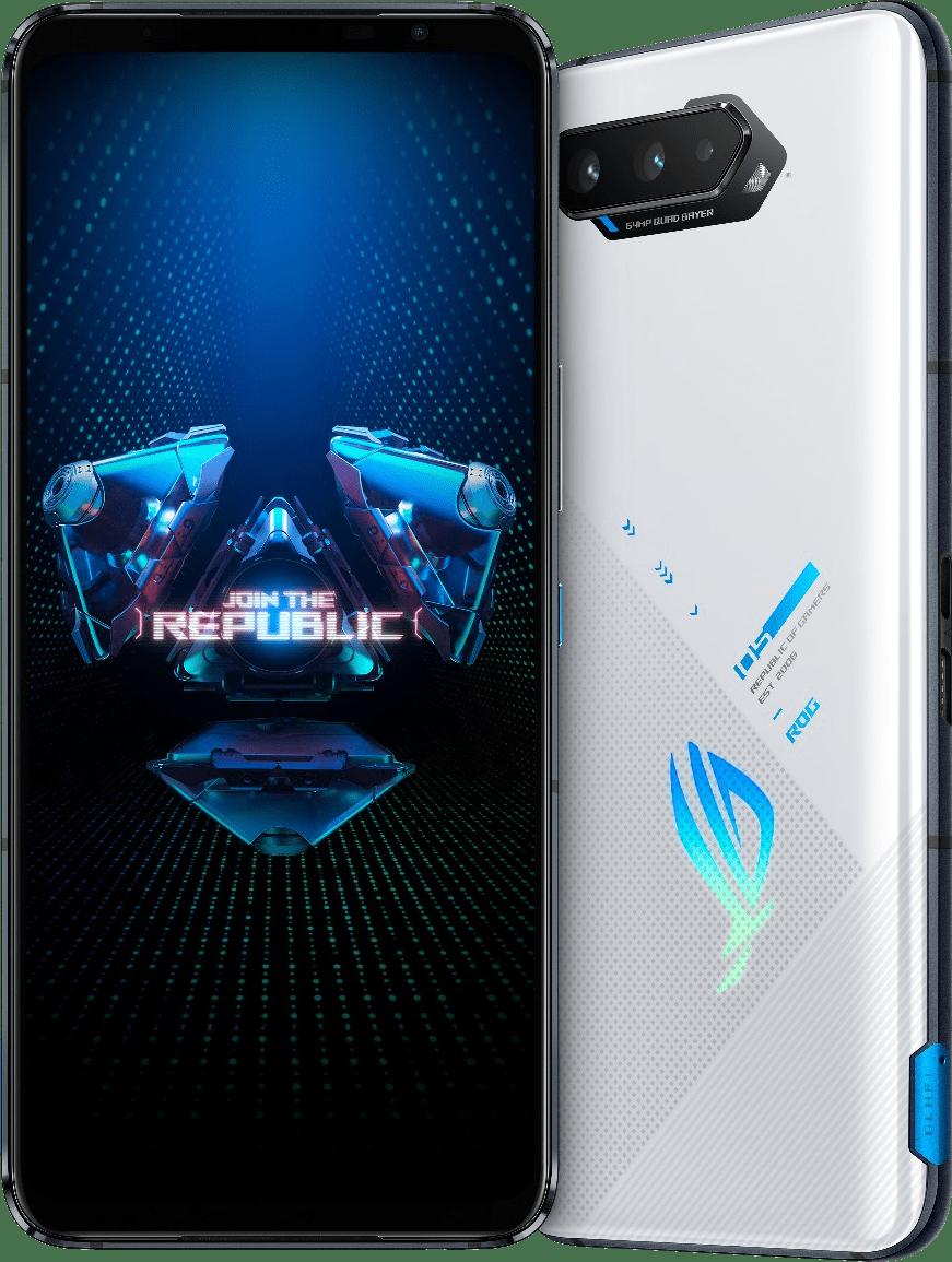 Storm white Asus Smartphone ROG 5 - 256GB - Dual Sim.1