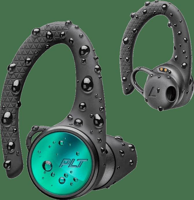 Zwart Plantronics BackBeat Fit 3150 In-ear Bluetooth Hoofdtelefoon.1