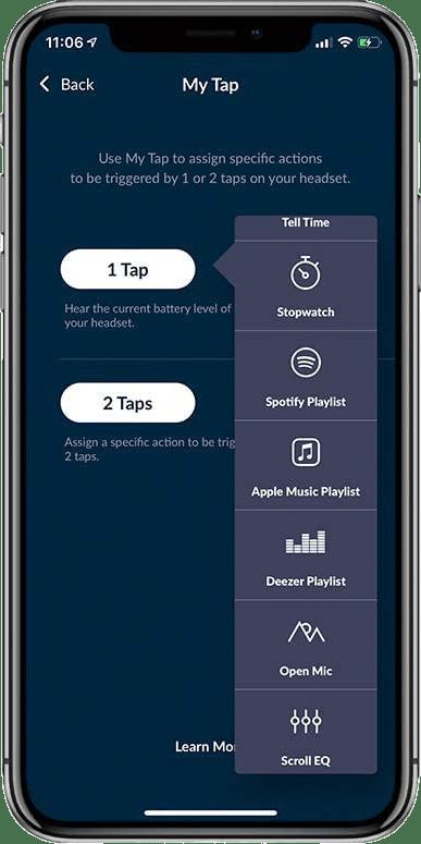 Zwart Plantronics BackBeat Fit 3150 In-ear Bluetooth Hoofdtelefoon.4