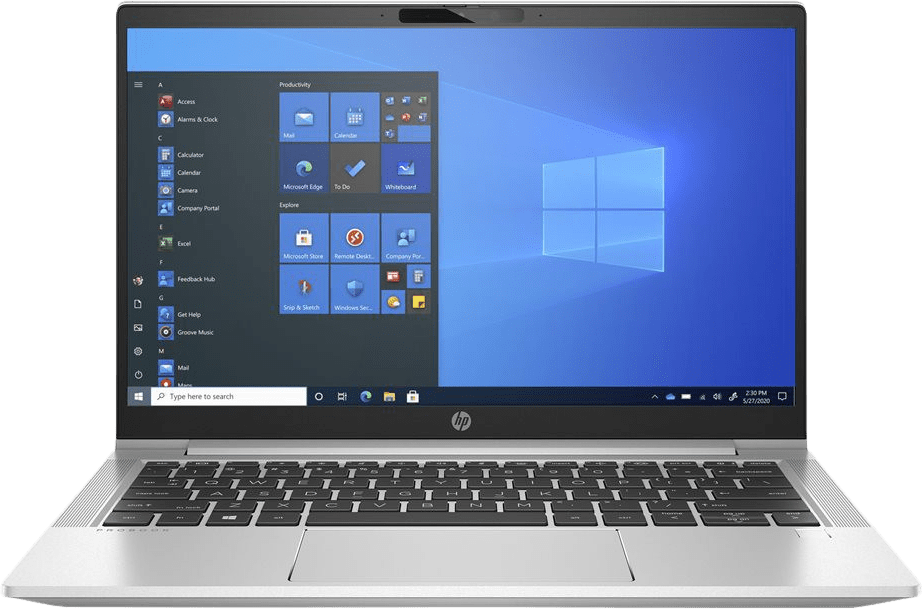 Silver HP ProBook 430 G8 Laptop - Intel® Core™ i5-1135G7 - 8GB - 256GB SSD - Intel® Iris® Xe Graphics.1