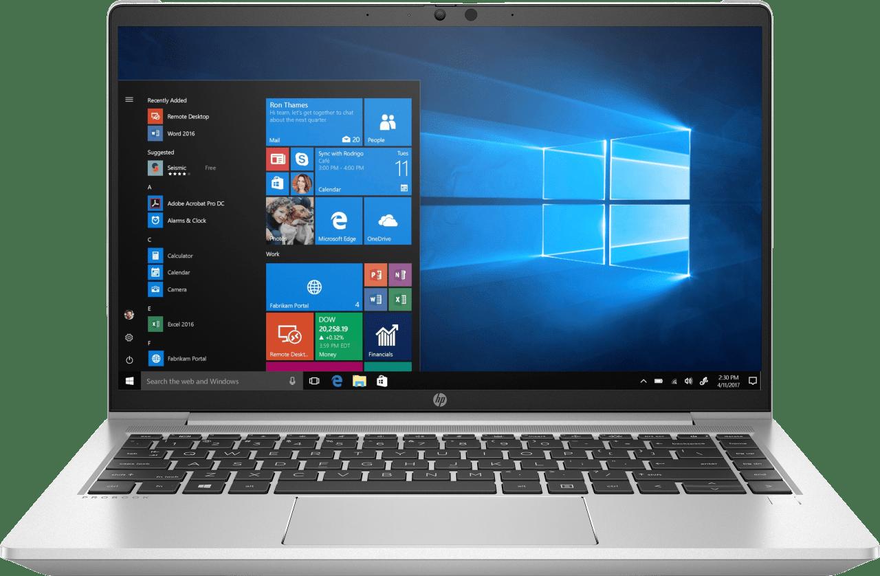 Silver HP ProBook 440 G8 Laptop - Intel® Core™ i5-1135G7 - 8GB - 256GB SSD - Intel® Iris® Xe Graphics.1