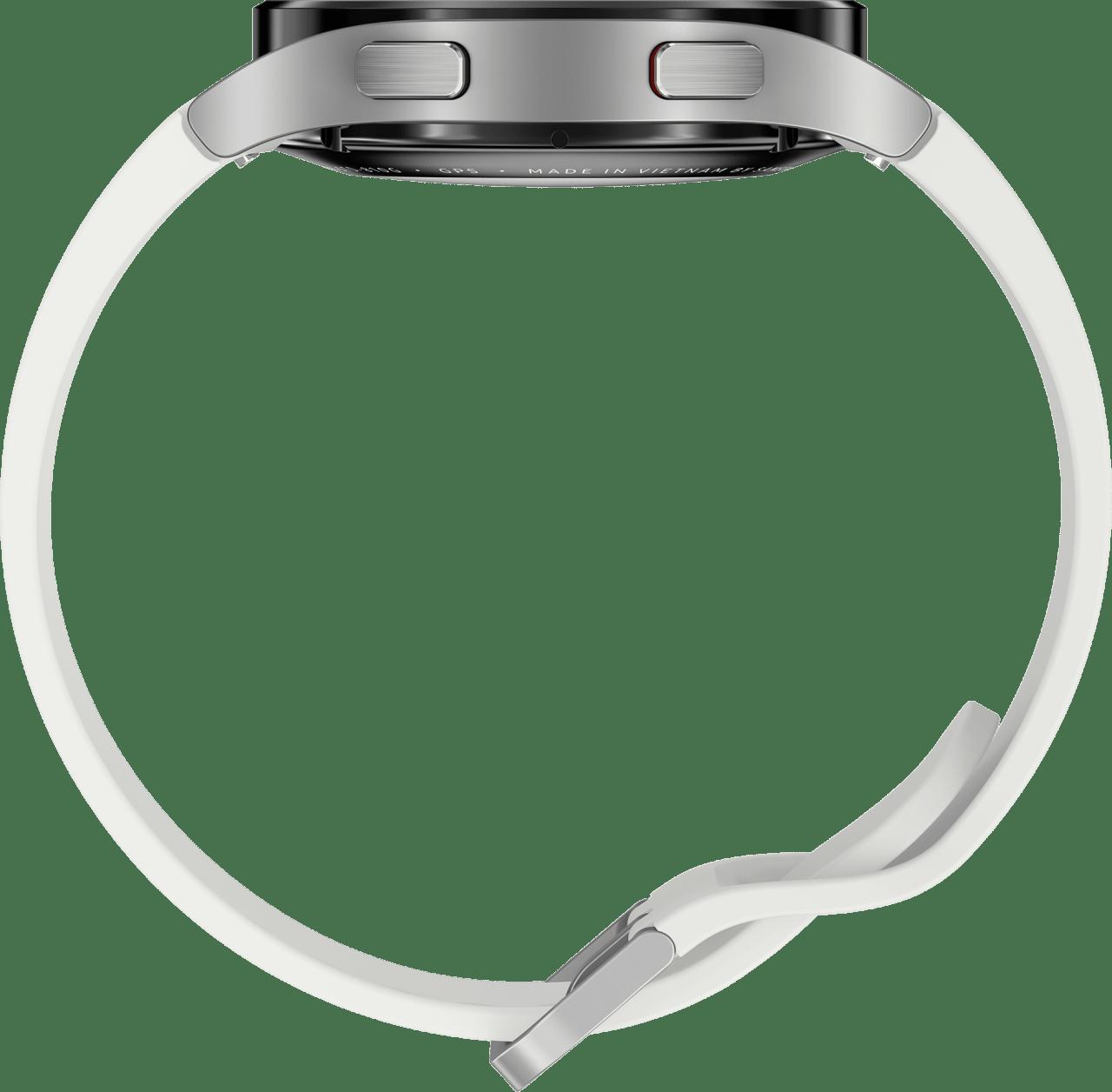 Silver Samsung Galaxy Watch4, 40mm.3