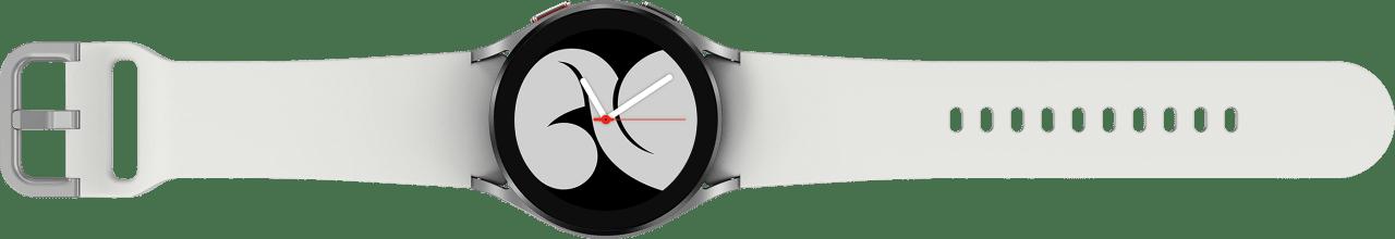 Silver Samsung Galaxy Watch4, 40mm.4