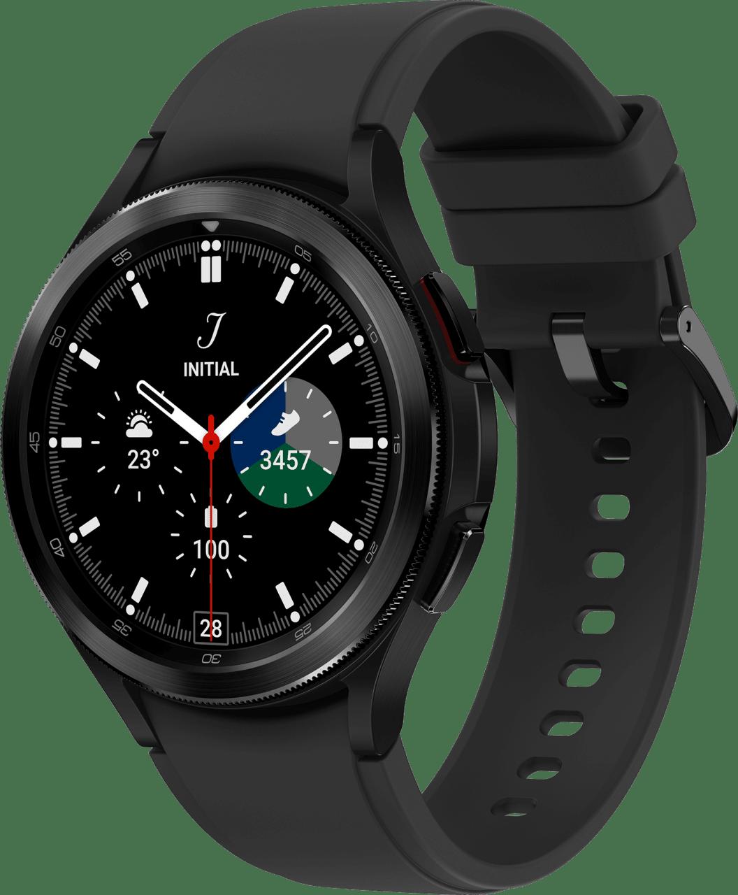 Black Samsung Galaxy Watch4 Classic, 46mm.1