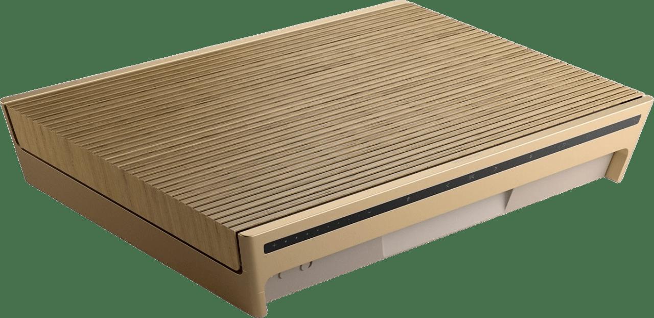 Gold Tone / Light Oak Bang & Olufsen Beosound Level Portable WiFi Speaker.2