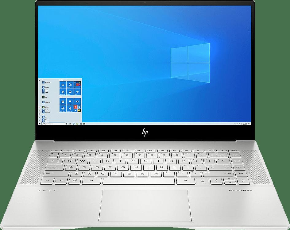 Silber HP Envy 15-ep0374ng Notebook - Intel® Core™ i7-10750H - 16GB - 1TB SSD - NVIDIA® GeForce® GTX 1660 Ti Max-Q.1