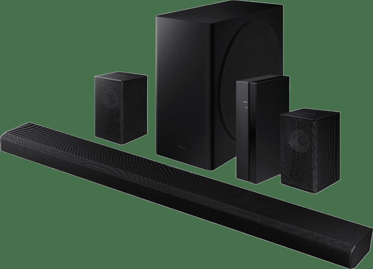 Black Samsung HW-Q850A.1