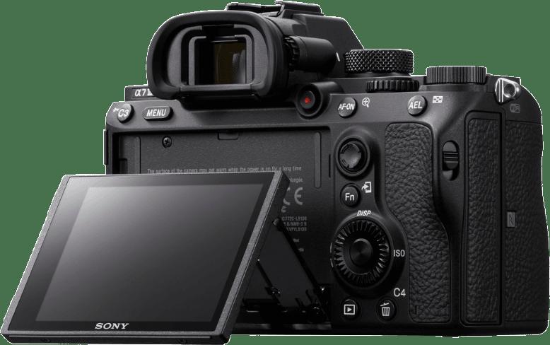 Black Sony Alpha 7 II kit + 28-70mm lens.4