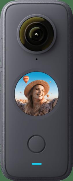 Gray Insta360 One X2 Action Camera.1