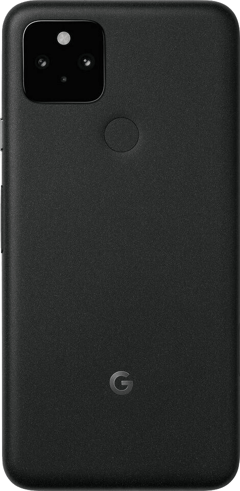 Just Black Google Smartphone Pixel 5 - 128GB - Dual Sim.3