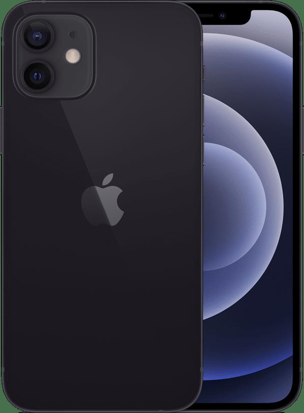 Black Apple iPhone 12 - 64GB - Dual SIM.1